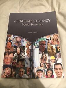 Academic Literacy - Social Sciences