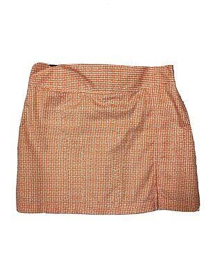 IZOD Fuchsia Purple Flat-Front Madras-Style Shorts New Size 36 Msrp $60.00