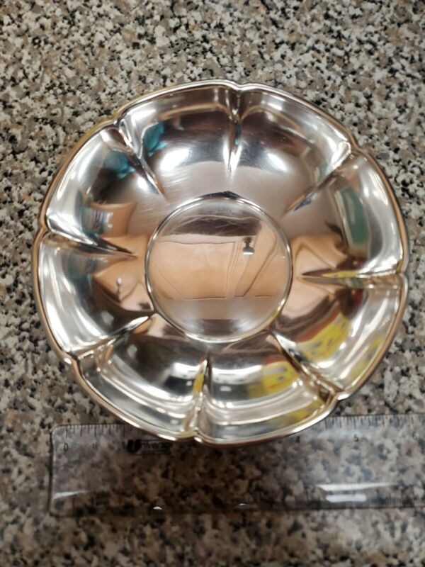 Gorham Antique Sterling Silver #13190 Bowl Standish