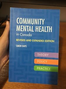 Community mental health book