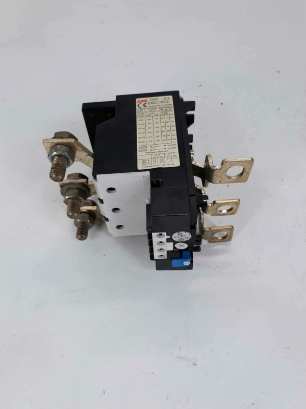 ABB T200DU Overload Relay, 100-135A, 3 Pole