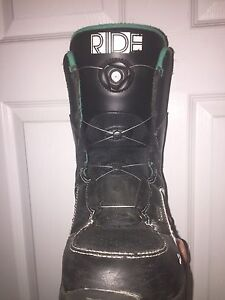 Size 7 snowboard boot