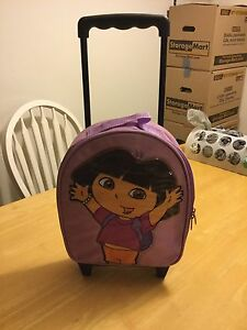 Dora the Explorer Rolling Suitcase!