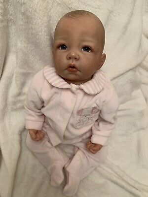 Beautiful Luca Reborn Baby, Painted By Vahni Gowing