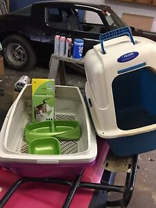 Kitty Litter pans
