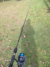 Fishing rod & reel Springwood Logan Area Preview