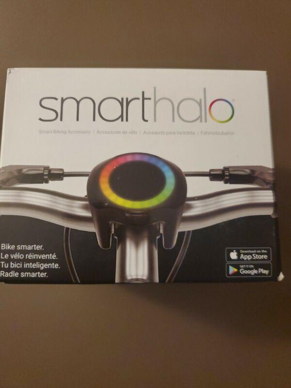 IN HAND!  SmartHalo Smart Bike Cycling System Alarm Light GPS Navi 1st gen