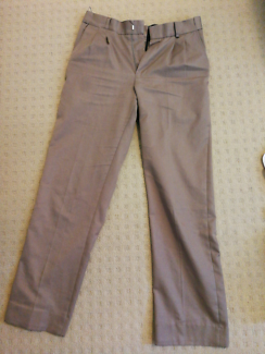 Burgmann Anglican School uniform, Boys (Yr 9-12) Trousers