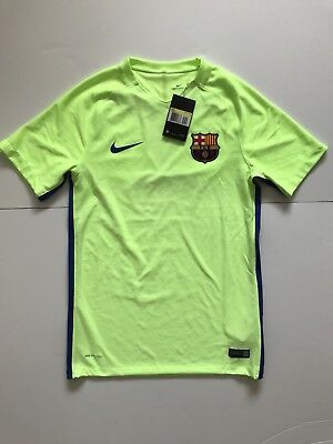 FC Barcelona Nike Aeroswift player issue 2016/17 Training shirt