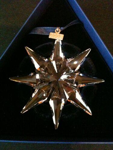 Swarovski Snowflake Ornament 2009