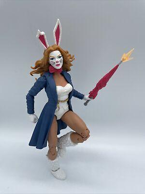 "Marvel Legends Hasbro Demogoblin Wave White Rabbit 6"" No BAF"