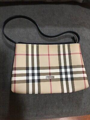 Burberry Small Handbag shoulder bag Pre Owned