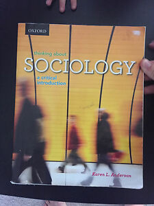 Thinking about sociology