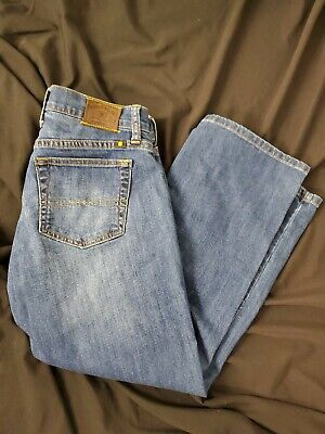 Lucky medium Blue Capri Jeans Size 4/27 Easy Rider Crop  Easy Rider Crop