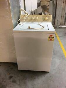 Washing Machine and Fridge - Large - Working North Strathfield Canada Bay Area Preview