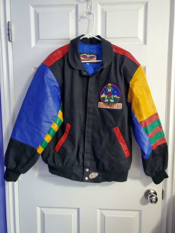 VERY RARE VINTAGE MARVIN THE MARTIAN JACKET