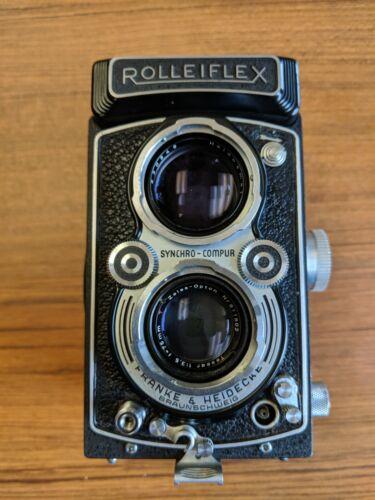 ROLLEIFLEX AUTOMAT MX - JUST RECEIVED A CLA