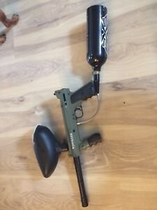 Marqueur paintball tippmann 98 custom