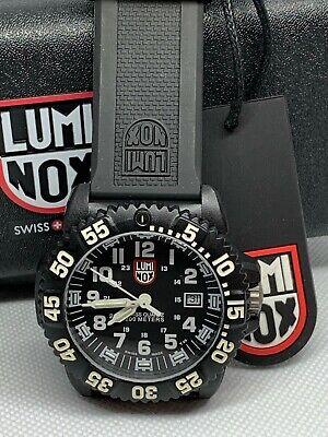 Luminox Navy Seal Carbonox 3050 Series Black Band XS.3051 Watch