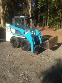 Bobcat toyota 4sdk5 skid steer loader Springfield Lakes Ipswich City Preview