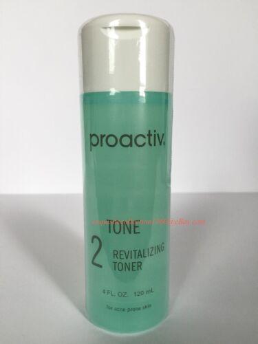 Proactiv Revitalizing Toner 4 oz 60 Day Supply Proactive Tone Factory Sealed New