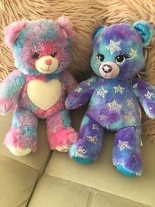 Build a bear teddys excellent condition Maryland Newcastle Area Preview
