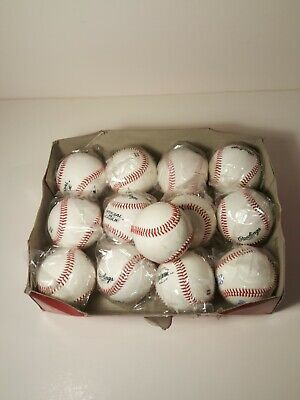 Rawlings High School Game Play Baseballs