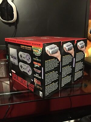 Wonderful Nintendo Entertainment System: Super NES Classic Edition