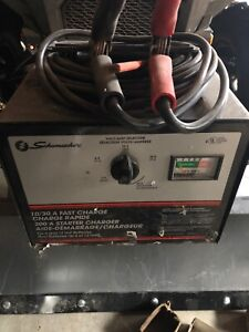 Battery Charger heavy duty with 200amp start $70
