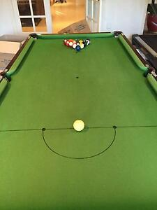 6ft slate pool/Billiard table Doreen Nillumbik Area Preview
