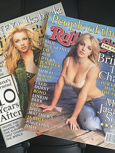 Britney Spears - Assorted Magazines