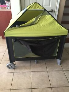 Eddie Bauer Playpen with Tent