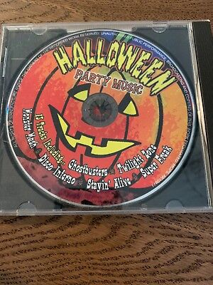 Halloween Party Music United Multi VMI by Various Artists CD May 2004 - Original Halloween Music