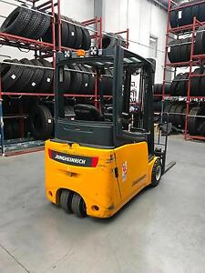 2014 Jungheinrich EFG-220 Electric Counterbalance Forklift Pakenham Cardinia Area Preview