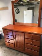 Chest of Draws with mirror (Can deliver) Liverpool Liverpool Area Preview