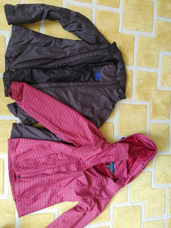 Irideon jacket and tri mountain jacket small