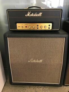 Marshall 2061x HW head and matching 2x12 cab