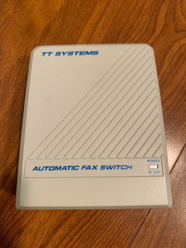 Used TT Systems Automatic FAX Switch DLE-150