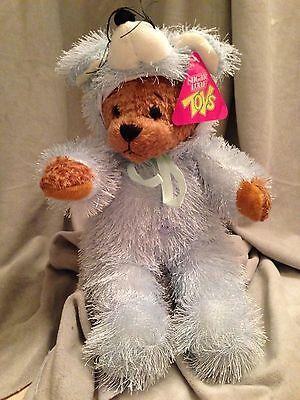 Bear Costume Mouse Brand New Plush Stuffed Tags 13