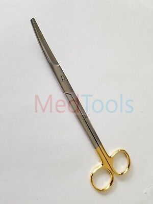 T.c Mayo Scissors 8 Curved German Stainless Steel Ce Surgical