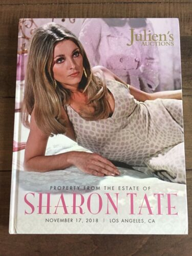 Property from the Estate of SHARON TATE - 11/17/2018 Auction catalog
