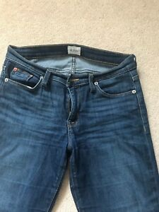 Gently used Hudson jeans mid rise nico size 26