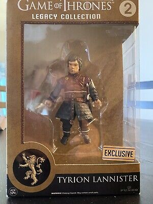 Game of Thrones Tyrion Lannister Legacy Collection Funko #2 Action Figure New