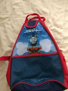 Go go Thomas the tank engine back pack / sandwich container North Ryde Ryde Area Preview