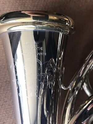 Hans Hoyer Heritage 6801 French Horn, Screw Bell, Ball Linkage, Nickel Silver ()