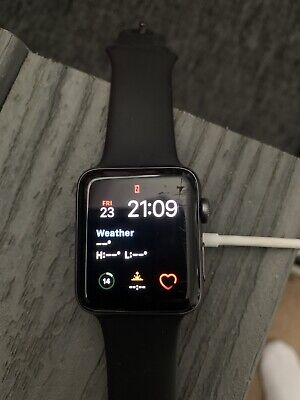 Apple Series 2 42mm Space Grey