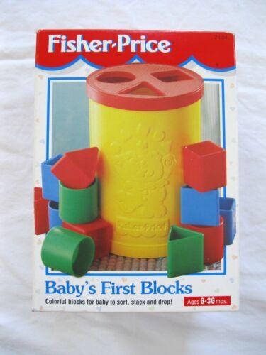 NIB FISHER-PRICE Classic Baby