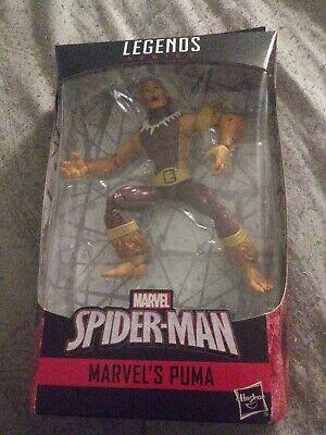 Marvel Legends Puma no BAF piece