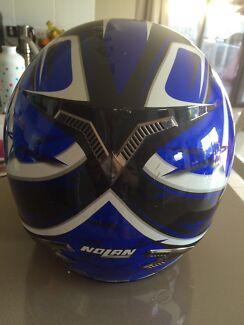 Motorbike helmet  Aberglasslyn Maitland Area Preview