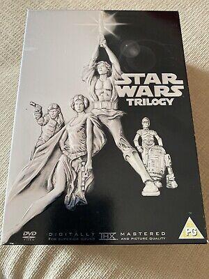 Star Wars The Original Trilogy DVD Box Set